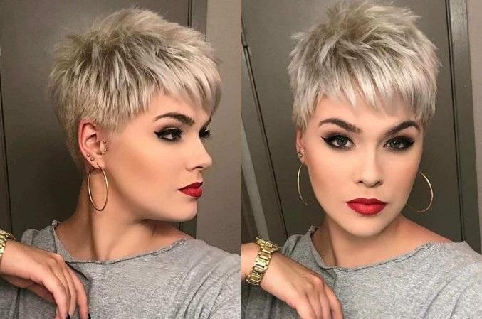 short fine hair